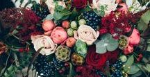 Wedding floral ideas / Bouquets, centerpieces, boutonnieres, and more...