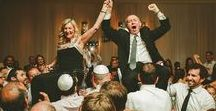 Jewish Wedding Traditions / Traditions made stylish for the Jewish or Jew-ISH couple.