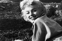 "Marilyn Monroe / ""It's better to be absolutely ridiculous than absolutely boring."""