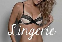 Lingerie: sexy little pieces / Sexy lingerie pieces that will make you feel as good as you look #lingerie #sexy #bra #panty #sleepwear #pajamas #underwear #designer #luxury