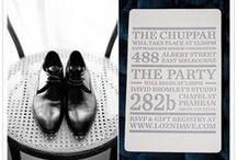 Jewish wedding ideas / Great ideas for Jewish weddings