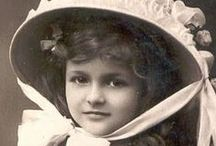 Vintage Children / Antique and vintage photos and cabinet cards of children. / by Connie Wilhite