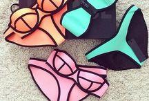 Bikinis (Beach Time) / Swimsuit and bikinis