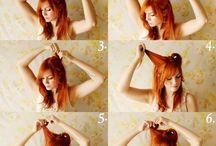 Step by Step - Hair