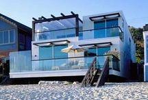 THE BEACH HOUSE / Dream Beach House #beachhouse # beach #home #summer #retreat #getaway #lake #memories