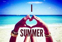 ENDLESS SUMMER / #beach #ocean #sea #breeze #sand #toes #drinks #fun #life #relaxation #vacation #beautiful #carefree #swim #swimsuit #bikini #love #sun #hot #tan #tanned #suntan #suntanned #bronze #freckles