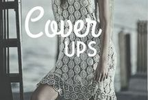 COVER UPS / Our favorite cover ups and resort wear   #dress #romper #tunic #kimono #shorts #skirt #pants #resortwear #coverups #designer #fashion #chic #style