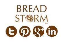 Chat with the Co-creators of BreadStorm / Online and off, all of the ways you can get in touch with Jacqueline and Dado, bread bakers and co-creators of BreadStorm™ bread formulation software. Reach out to us anytime. We love to talk with fellow bread bakers!