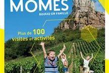 Aventures Mômes ® / Offrez-vous un moment privilégié en famille en choisissant une expérience Aventures Mômes, pour les enfants âgés de 4 à 14 ans, en Saône-et-Loire ! Les possibilités sont innombrables… Soyez surpris par les richesses et les secrets de notre patrimoine local, voyagez dans le temps, défoulez-vous dans les parcs de loisirs, randonnez avec un âne, fabriquez, jouez, remuez vos méninges… Retrouvez sur destination-saone-et-loire.fr nos alléchantes invitations à consommer sans modération !