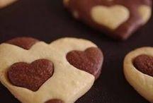 Sweet bakery / Süßes Kochen/ backen