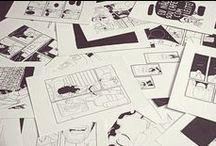 Arte. Conheça Uma Artista / O trabalho de ilustradoras e artistas brasileiras reunidos em um só lugar.