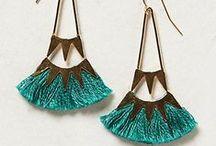 küpeler....earrings...