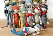 Amigurumi / Crochet amigurumi animals | amigurumi patterns free or paid