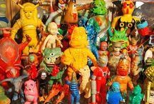 Vinyl Toys & Figures