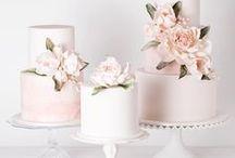 Hochzeitstorten / Die schönsten Hochzeitstorten - edel, modern, romantisch, verspielt, schlicht, einstöckig, zweistöckig, dreistöckig..