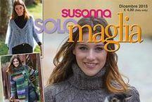 SUSANNA SOLO MAGLIA č. 125 prosinec 2015