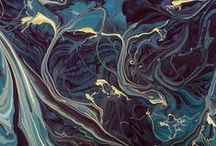 Heart-Stopping Marbling! / Specifically: Not only marbling ;)