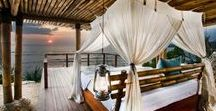 Honeymoon destinations / My honeymoon picks - from the sublime to the ridiculously beautiful, just the best places with the best service for a dream honeymoon recommended by STG