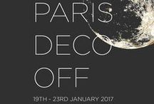 Paris Deco Off 2017 / Photographs starting from sneak previews leading up to Paris Deco Off 2017 to then the event itself.