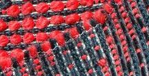 Vyshyvanka / Ideas & Examples for/of Cross Stitch Black&Red&White modern Ukrainian embroidery