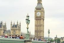 London Lovers / London / by Olivia