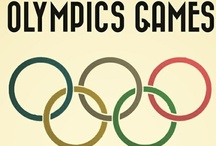 The Olympic Games / Sports / by Olivia