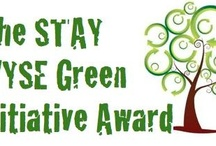 STAY WYSE Green Initiative Award 2012 / For more information, check out staywyse.org/projects/green-award/ or our news, at staywyse.org/category/news/  / by STAY WYSE