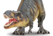 CollectA Scale Prehistoric Life / The Collecta scale model series featuring dinosaurs and other prehistoric animals in (usually) 1:40 scale.