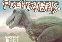 Prehistoric Times / Artwork from Prehistoric Times Magazine