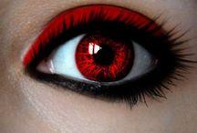 BLACK WHITE & RED / by donna larivee