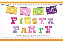 Fiesta! / Party ideas for fiesta food and fun!