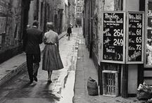 Paris Noir et Blanc / Evocative images of Paris in black and white, usually vintage and always beautiful.