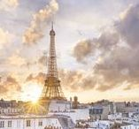 La Tour Eiffel / Nothing captures the romance of Paris quite like the Eiffel Tower! Also included - lots of views from Paris Perfect apartment rentals!