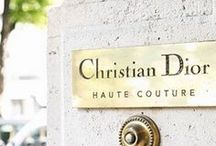 Shopping in Paris / From the Grand Magasins like Printemps and Galeries Lafayette, to designer boutiques like Chanel and Dior, or cool concept shops like Merci and Colette, there's SO much shopping to do in Paris!