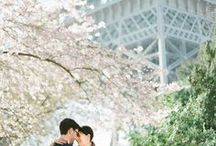 """Tie the Knot in Paris / Saying """"I do"""" in the most romantic city in the world! Elopements and destination weddings alike, there's no better place to get hitched."""