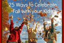 Fall Party Ideas / Fall party plans, themes and ideas to help you celebrate everything great about autumn.