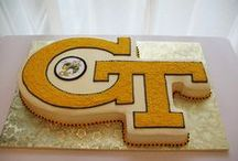 GT Pastries! / Great ideas for parties, weddings, or even just for a special treat for a Yellow Jacket