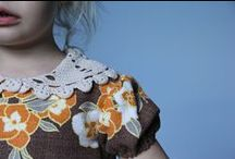 handmade by me / handmade clothes from vintage thrifted fabric by Geoffrey & Grace