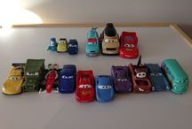 Car Collection / Kun's toy collection