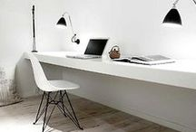 Workplace & Space / by Julie Nne