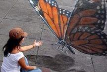 Street art...!