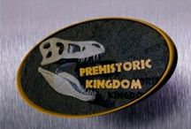 Prehistoric Kingdom / Computer simulation game in development in which players gt to design, manage and run their very own prehistoric animal safari park.