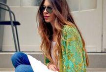 Gorgeous style: Maja Wyh!
