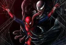 Venom. / If your looking for even more Venom, try my board: SPIDERMAN ÅWESOMENESS!!!™, here on: Hero World!.  ENJOY ALL!!. / by HERO WORLD!