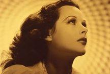 Hedy Lamarr / 9-11-1914 / 19-1-2000