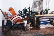 simple living rooms / Lovely things to inspire our front room living space