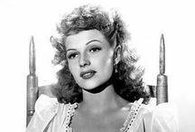Rita Hayworth / 17-10-1918 / 14-5-1987