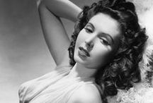 Ann Miller / Born as Johnnie Lucille Collier on april 12, 1923 she died january 22, 2004
