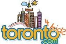 Toronto en famille / Idées d'activités et d'endroits à visiter avec des enfants