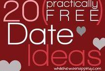 Date Night / Get a sitter, it's Date Night!